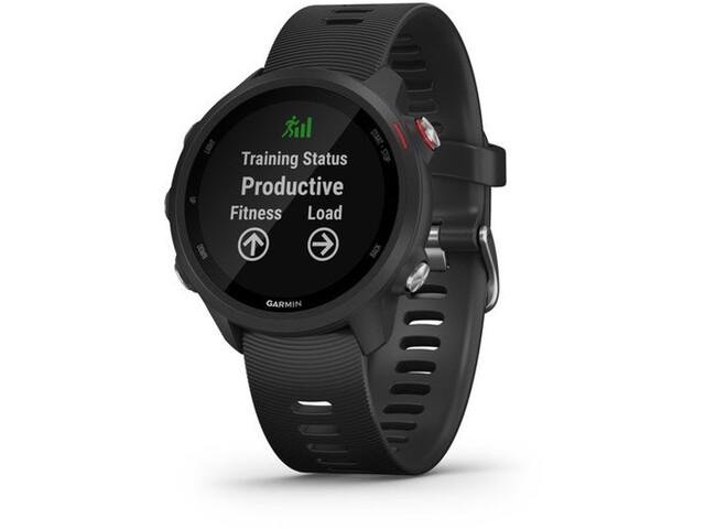 Garmin Forerunner 245 Music GPS Smartwatch, negro
